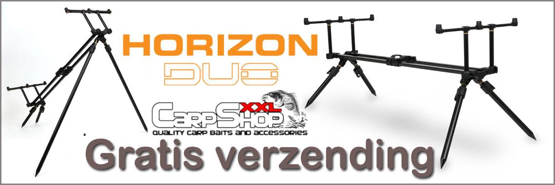 Fox Horizon® Duo Pod - 3 Rod Inc Case