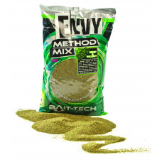Bait-Tech Envy Green Hemp & Halibut Method Mix 2-kg
