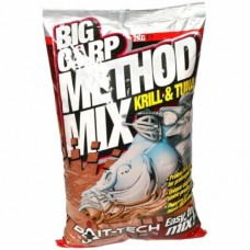 Bait-Tech Big Carp Method Krill & Tuna 2-kg