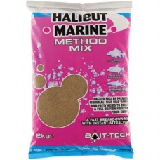 Bait-Tech Halibut Marine Method Mix 2-kg