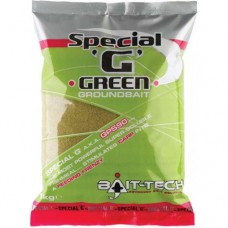 Bait-Tech Special G Green 1-kg