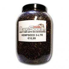 CarpShopXXL Partikels Hemp & Chili Hemp (3Ltr)