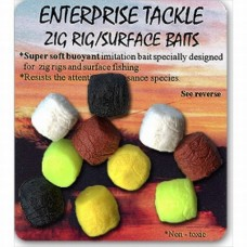 Enterprise Tackle Zig-Surface Baits