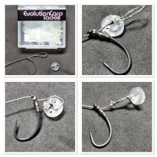 Evolution Carp Tackle Bait Clips