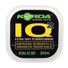 Korda IQ2 Extra Soft Fluorocarbon