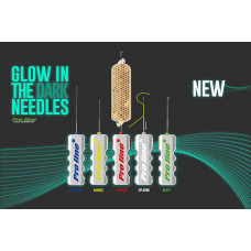 Proline Glow In The Dark Boilie Needles