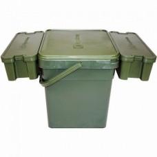 RidgeMonkey Modular Bucket System  17Ltr