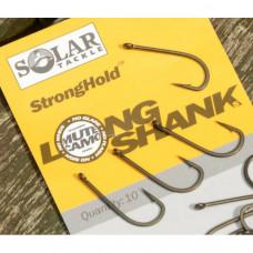 Solar Camo Long Shank Hook