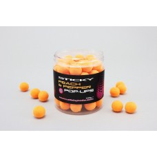 Sticky Baits Peach & Pepper Pop Ups