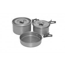 Trakker Armo 3 Piece Cookware Set